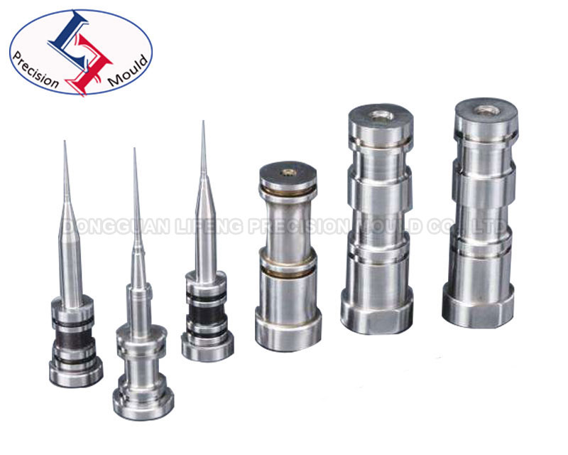 Precision core pin for medical mould