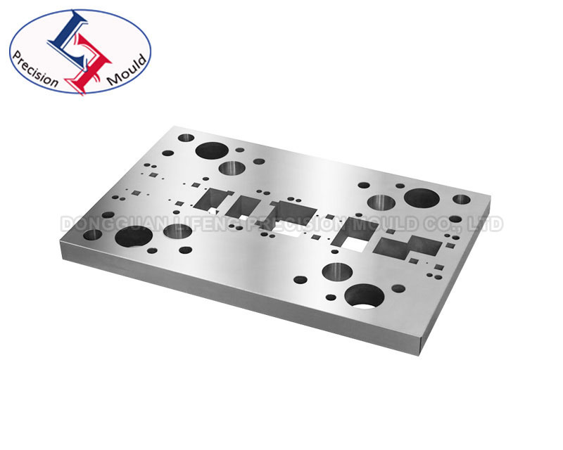 Precision die plate with Seibu wire cut tolerance 0.002mm