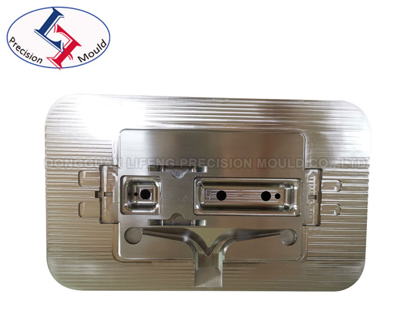 Precision die cast mould core with polishing
