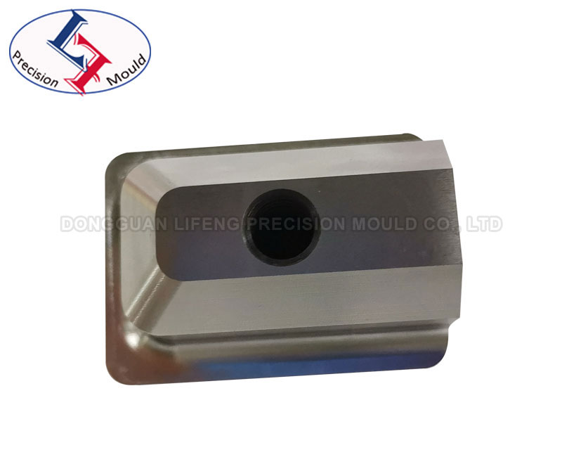 Precision die cast mold insert